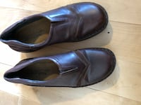 Brand new NAOT leather shoes Dollard-des-Ormeaux, H9A 2J9