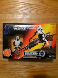 Starwars imperial speeder bike