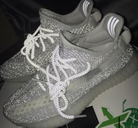 Reflective Yeezy 350 DS!!! Washington, 20018