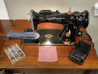 black and brown sewing machine Houston, 77074