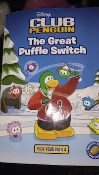 Bookthe great puffle switch South Charleston, 25309