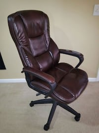 Office depot Leather Swivel Chair Apex