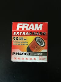Car FRAM extra guard.  new and never used  Spokane, 99205