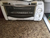 White Home Max toaster oven