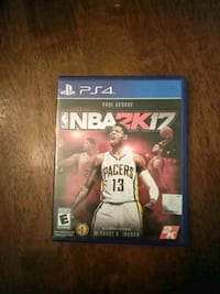 NBA 2k17 for PS4 281 mi