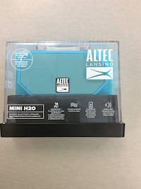 Altec Lansing Mini H2O Speaker - BRAND NEW Mississauga, L5J 1J7
