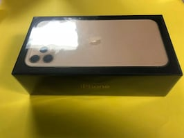 iPhone 11 Pro Max GOLD With Receipt