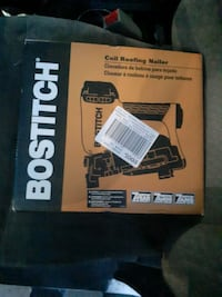 Bostitch Roofing Nailer- Brand New In Box!! Portland, 97266