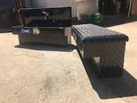 Brand New side bed truck box's.