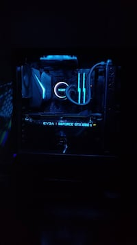 Competitive gaming pc