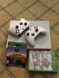 Xbox One S 1TB PubG package 970 mi