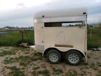 78' 2 horse trailer San Tan Valley