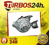 Turbo de intercambio, cartucho 753420 1.6 hdi. Torre-Pacheco, 30700