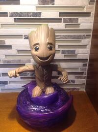 MARVEL guardians of the Galaxy Dancing Baby Groot