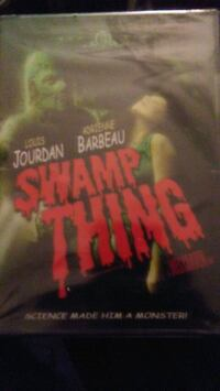 Swamp Thing DVD Chicago, 60636