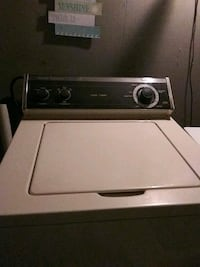 white top-load clothes washer Midland, 79706