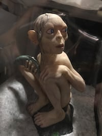 *reduced* Lord of The Rings Smeagol figure Compton, 90220