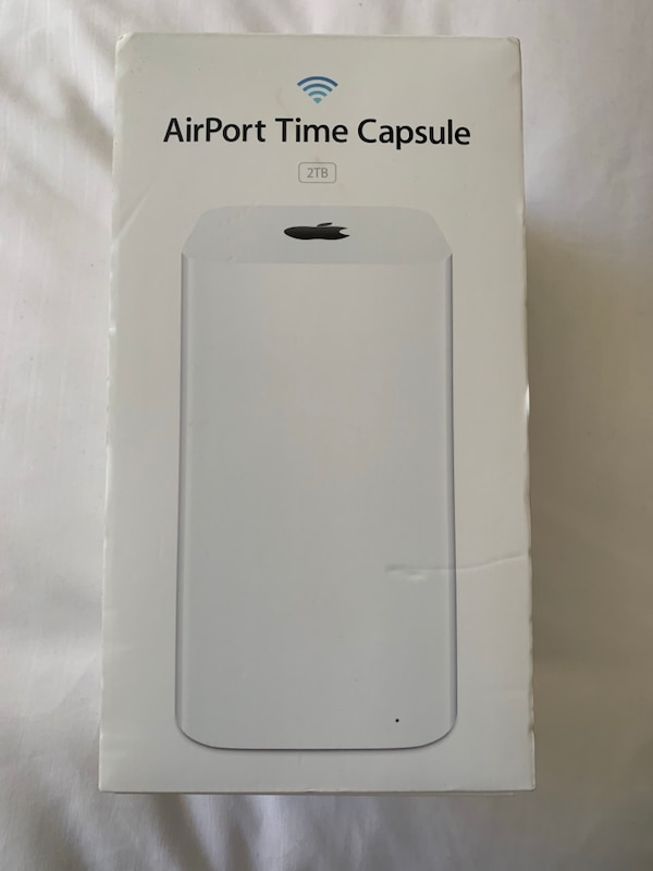 Apple AirPort Time Capsule 2TB, 5th Generation Model A1470