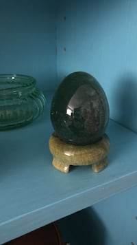 Marble egg with marble stand Waukegan, 60085