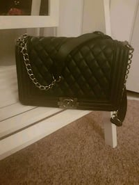 Chanel new bag full lam leather Calgary, T3H 5T5