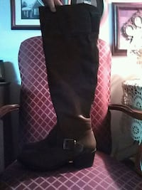 Route 66 knee high boots