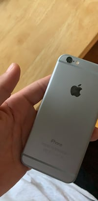 silver iPhone 6 with box New Westminster, V3M 5W9