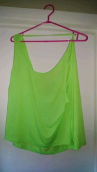 Neon Tanks. Brand New! $5.00 each.  Fort Erie, L0S 1B0