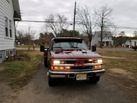 98 Chevy Dually Truck with Trailer(optional)