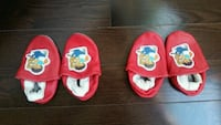 Baby / Toddler leather slipper indoor shoes Richmond Hill, L4C 4L6