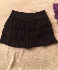 Children's size large total girl skirt with built in shorts Victor, 14564