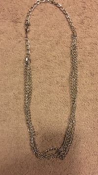 Silver Necklace Indianapolis, 46268