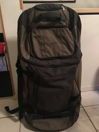 100 L MEC duffel bag with wheels  Edmonton, T5K 1W4