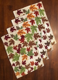 Autumn 8 Placemats Harpers Ferry, 25425