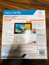 Acurite Weather Station : Brand new :