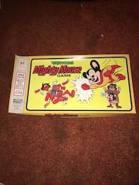 Vintage Mighty Mouse board game  Johnson City, 37615