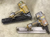 Stanley Bostitch stick framing tool $75 each Holly, 48442
