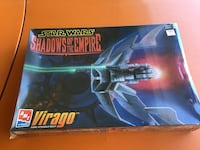 Star Wars Virago Model Kit-Shadows of the Empire Houston