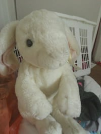 white and brown bear plush toy Salaberry-de-Valleyfield, J6S 6L5