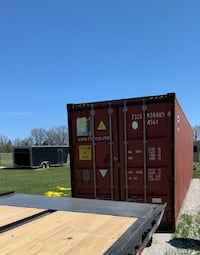 Shipping Container - Storage - with warranties & delivery WESTJORDAN