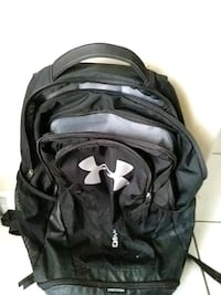 black and gray Under Armour backpack Tulsa, 74136