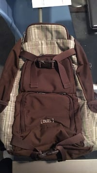 black and gray The North Face backpack Burnaby, V5J 3E7