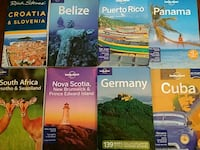Travel books Toronto, M8Z 1P7