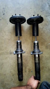 Lowering shocks Honda Accord