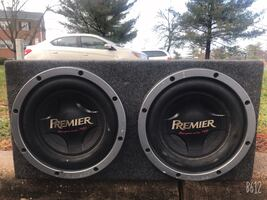 pioneer subwoofer excellent condition