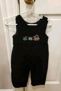 Train overalls 12m Raleigh, 27607