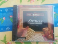 CD de Strauss