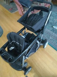 Graco Ready2Grow Double stroller Toronto, M2N