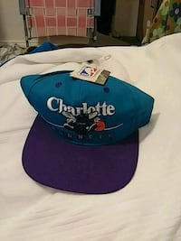 blue and purple fitted cap New Castle, 16101
