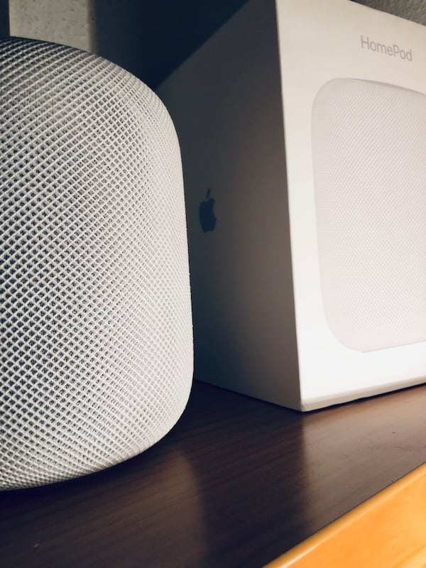 Apple home pod 0