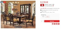 Dining table for sale Toronto, M1P 3Y2